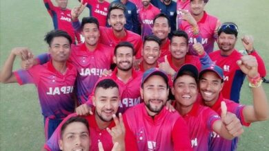Photo of Paras Khadka ton helps Nepal register their maiden ODI series win