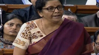 Photo of Nirmala takes on UPA, Chidambaram in Rajya Sabha
