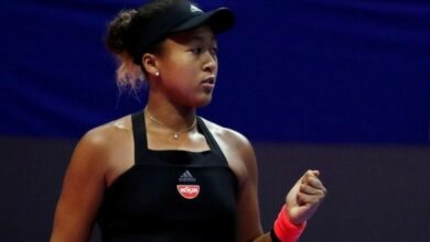 Photo of WTA rankings: Osaka climbs to number four