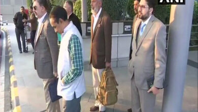 Photo of Pakistani officials arrive in India to inspect Indus Water Treaty
