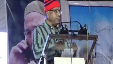 Photo of Prakash Ambedkar calls RSS a 'terrorist organisation'