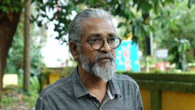 Photo of Cow dung thrown at national award-winning director for his Sabarimala post
