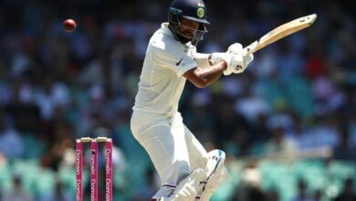 Photo of Sydney Test: Pujara heroics continues, India 389/5 at lunch