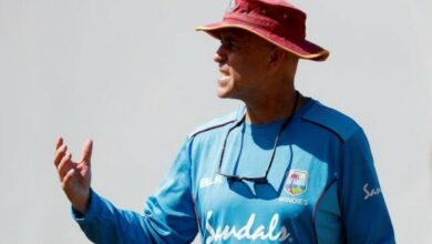 Photo of Keep your feet on ground: Windies coach to team after England win