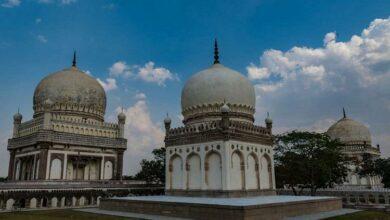 Photo of Mausoleums of Hakims, Commander restored at Qutub Shahi Tombs