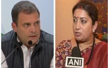 Political temperature to heat up in Amethi tomorrow with Rahul, Irani's visit