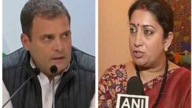 Photo of Political temperature to heat up in Amethi tomorrow with Rahul, Irani's visit