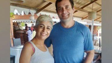 Photo of Rahul, Sonia enjoy lunch at Fisherman's Wharf restaurant