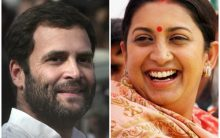 Smriti got Rahul's message 'loud and clear'