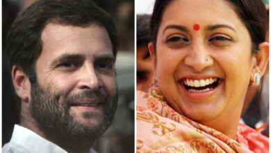 Photo of Smriti got Rahul's message 'loud and clear'