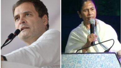 Photo of Rahul, Left not to attend Mamata Banerjee's mega rally