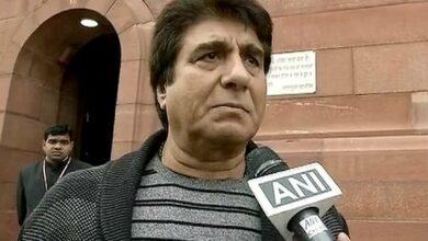 Photo of BJP MLA should be probed for terror links: Raj Babbar on 'bomb people' remark