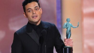Photo of SAG Award 2019: Rami Malek wins best actor for 'Bohemian Rhapsody'