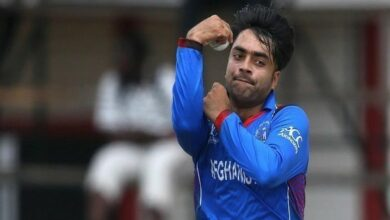 Photo of Rashid recovering well, says Afghan captain Naib