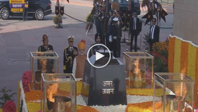 Photo of LIVE: Republic Day Parade begins amid tight security