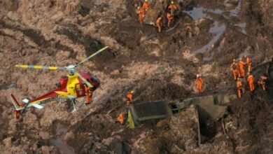 Photo of Alert issued in Brazil over second imminent dam collapse