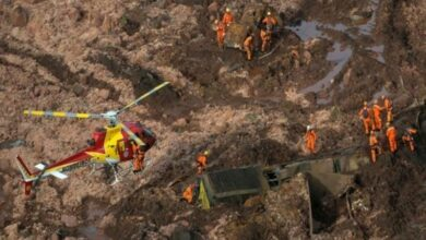 Photo of Death toll touches 99 in Brazil dam collapse