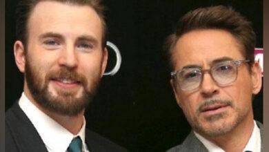Photo of Robert Downey Jr trolls Chris Evans, enlists Mark Ruffalo's help