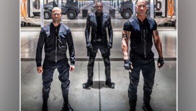 Photo of The Rock gives 'exclusive lil' taste' from Fast & Furious spin-off