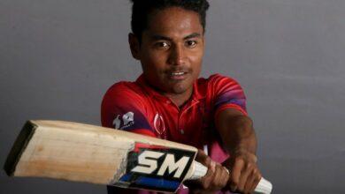 Photo of Nepal batsman surpasses Tendulkar's record to be youngest half-centurion