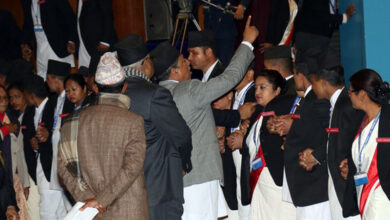 Photo of Ruckus erupts in Nepal's Lower House