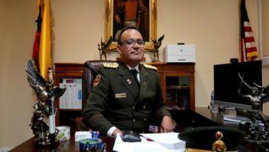 Photo of Venezuela's US defence attache breaks with Maduro