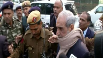 Photo of Anti-Sikh riots: Production warrant issued against Sajjan Kumar in Sultanpuri case
