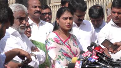 Photo of YS Sharmila complaint about an affair with Prabhas Rumours