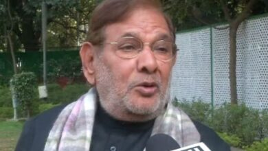 Photo of All exit polls wrong, far from truth: Sharad Yadav