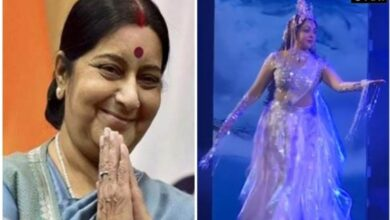 Photo of 'Adbhut, Avishwasniya aur Akalpaniya', Swaraj praises Hema Malini for performance at PBD