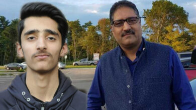 Photo of Kashmir: Journo Shujaat Bukhari's son passes matric with flying colours