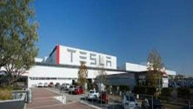 Photo of Tesla owners protest outside European factory