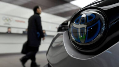 Photo of Toyota, Panasonic announce electric car battery tie-up
