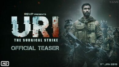Photo of 'Uri: The Surgical Strike' joins 100 crore club with high josh