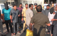 Hyderabad: 3 interstate chain snatchers held, booty recovered