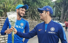 Khaleel Ahmed and MS Dhoni's bromance breaks the internet