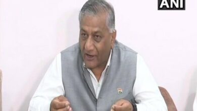 Photo of Today its her, Tomorrow her children will be made Gen. Secretary: MoS VK Singh to Priyanka