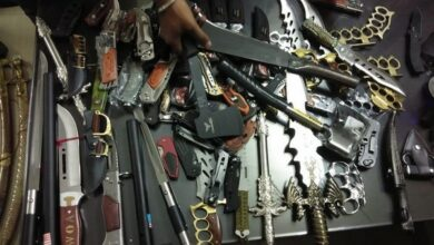 Photo of Maharashtra: BJP worker sent to judicial custody after seizure of weapons from shop