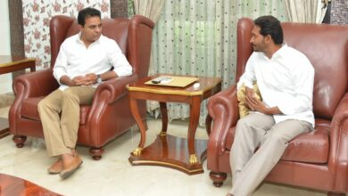Photo of Jagan agrees with KCR move for Federal Front
