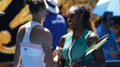 Photo of Pliskova 'played her best tennis ever', says Serena post Australian Open ouster