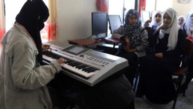 Photo of In wartime Yemen, children find solace in music