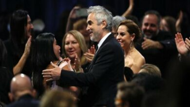 Photo of Alfonso Cuaron ties Oscars record for most nominations for single film with 'Roma'