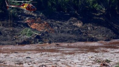 Photo of Death toll touches 58 in Brazil dam collapse