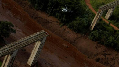 Photo of Brazil dam collapse: Death toll mounts to 50