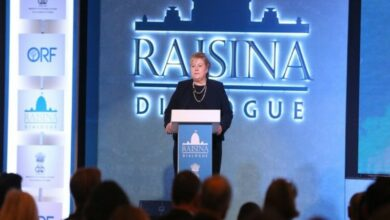 Photo of Raisina Dialogue: Can't let economic rivalry dominate, says Norwegian PM