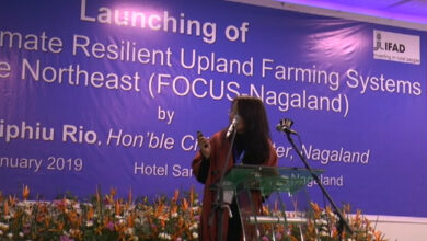 Photo of FOCUS project in Nagaland for small & marginal farmers