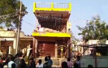 Hyderabad: Cylinder Blast, One Killed and four injured