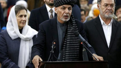 Photo of Afghanistan: Incumbent President, Chief Executive in Presidential race
