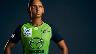 Photo of Harmanpreet Kaur to return home, leave WBBL in middle