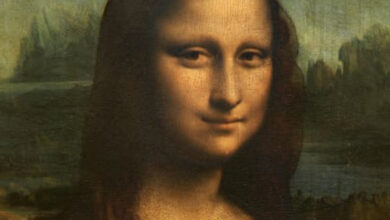 Photo of Mona Lisa's smile not genuine: Researchers